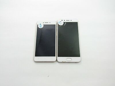 Lot of 2 OPPO CellPhones Unknown Check IMEI Grade D 4-445