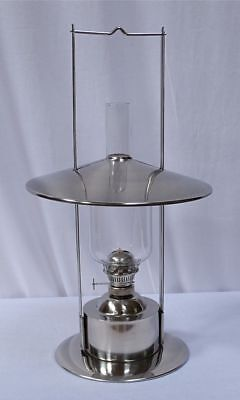 G1044: XXL Oil Lamp Richmond, Large Garden Lantern, Nostalgia Kerosene Lamp