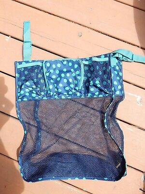 Thirty One, On a Stroll, Lotsa Dots, stroller bag. never used, stroller bag