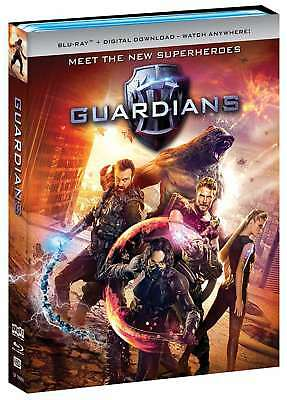 New: GUARDIANS [Blu-ray + Digital]