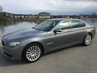 2011 BMW 7-Series SPORT X Drive BMW 750 i NO RESERVE!!! Free ShippIng within US