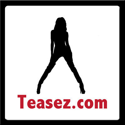 Teasez.com PREMIUM Brandable Adult/Girls/Dating/Video/New Business Domain Name $