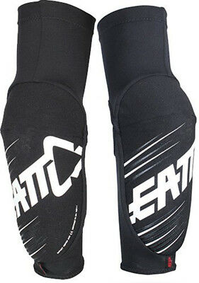 Leatt 3DF 5.0 Soft Elbow Pads Black