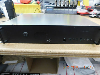 Spectra Engineering RELM MX800 VHF 146-174Mhz Repeater Base Station P25 Compatbl