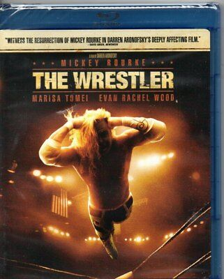 Wrestler, The (2 Discs)(Blu-ray)- Region A -Brand New-Still Sealed