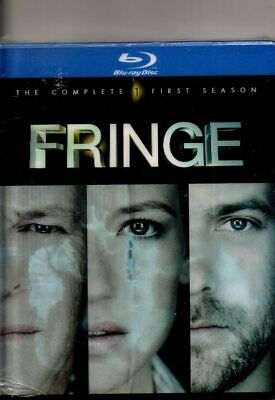 Fringe: Season 1 (Blu-ray) (5 Discs) Region A-Brand New-Still Sealed