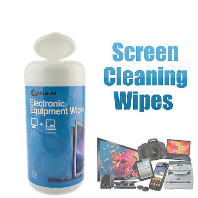 SANSAI Screen Cleaning Wipes LED,LCD,PDP,CRT CDH-401 AU Shipping