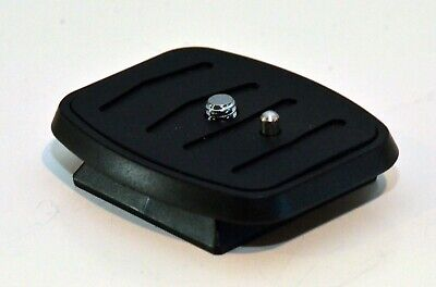 Quick Release Plate for Vivitar VPT-4867 Tripods (VPT4867 )