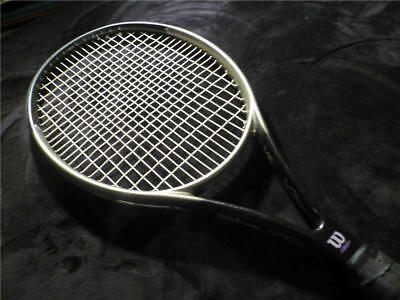 Wilson Profile Hammer System Dual Taper Beam 95Sq Vintage Tennis Racquet, Racket