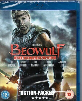 Beowulf: Director's Cut (Blu-ray) - Region B  -Brand New-Still Sealed