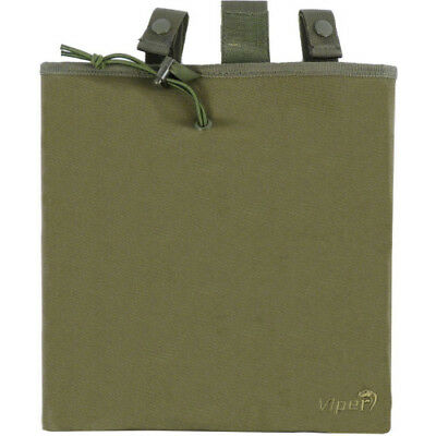 Viper Tactical Foldable Unisex Pouch Dump - Olive Green One Size