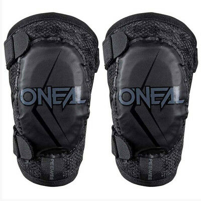 O'Neal Peewee Youth Elbow Guards Black