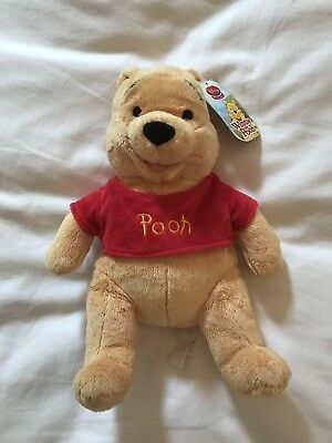 Brand New With Tags, Winnie The Pooh Soft Toy