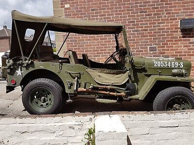 Military Jeep For Sale >> Us Cj340 Military Jeep For Sale 5 500 00 Picclick Uk