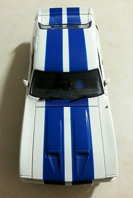 FORD Falcon Coupe 1:18 COBRA ~ Blue & White ~ BIANTE AUTOart ~ NO BOX!