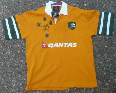 Wallabies Jersey - Hong Kong Made Copy - Brand New with Tag - XXL