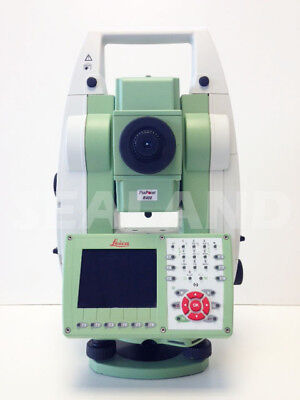 """Leica TS15 5"""" R400 Robotic Total Station with CS15 Field Controller"""