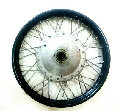 Wheel (19 inches), black for Dnepr (MT, MB), K-750