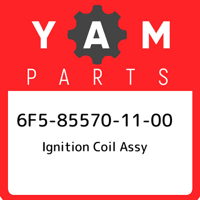 YAMAHA OEM Ignition Coil Assembly 62E-85570-11-00 1998-2004 Wave Venture XL 700