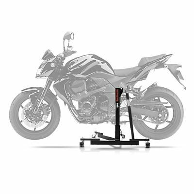 Center Spider Lift ConStands Power Evo Kawasaki Z 750/ R 07-12 black Centre