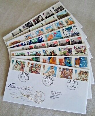GB 1994 First Day Covers
