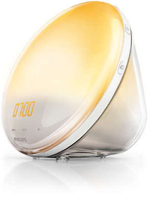PHILIPS Wake Up Light HF3531/01 Lichttherapie Lichtwecker Wecker Uhr