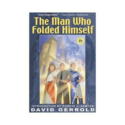 The Man Who Folded Himself by David Gerrold (author)