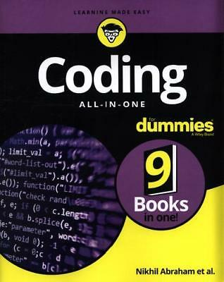 Coding All-in-One by Nikhil Abraham (author)