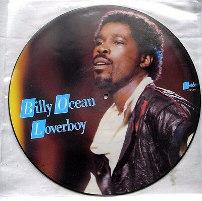 Billy Ocean: Loverboy Picture Maxi