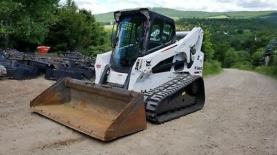 Caterpillar Skid Steer Forestry Mulcher