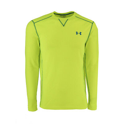 Men's Clothing Qualified Under Armour Men's Compression Blue Long Sleeve Turtle Neck Size 2xl Good Reputation Over The World Activewear