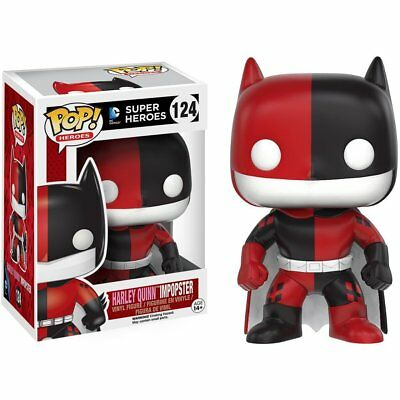 Funko POP Heroes Villains as Batman Harley Quinn 4in. Action Figure