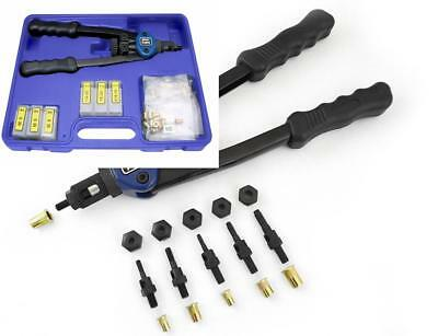 "Astro Pneumatic Tool 1442 13"" Nut/Thread Hand Riveter Kit"