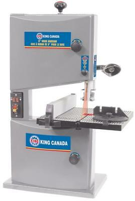 "King Canada KC-902C 9"" Wood Bandsaw with Laser"