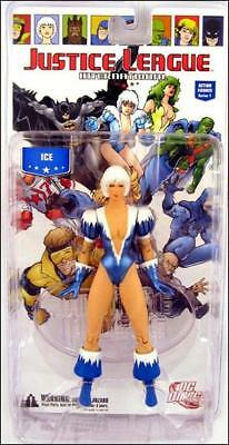 JLI Justice League International ICE 6in Action Figure DC Direct Toys Collectib