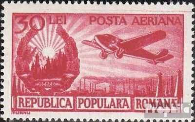 Romania 1162 unmounted mint / never hinged 1948 Economy and Traffic