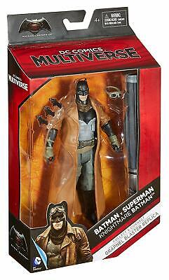 Batman v Superman Dawn Justice Multiverse Nightmare Apocalypse Flashback Figure