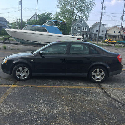 2004 Audi A4 b6 sedan 2004 audi a4 1.8t quattro 6 speed, needs work, priced to sell fast, NR