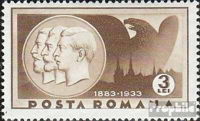 Romania 463 with hinge 1933 Castle Peles