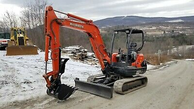 2011 Takeuchi Tl240 Track Skid Steer Cab Heat A/c Low Hours Ready To Work In Pa!