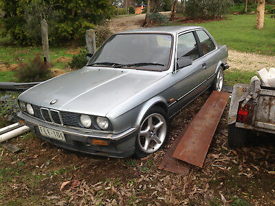 BMW 318i  2 Door  -  For parts or resto