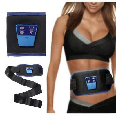 AB Gymnic Toning Toner Belt Muscle Leg Arm Abdominal Waist Massage Fit Exercise