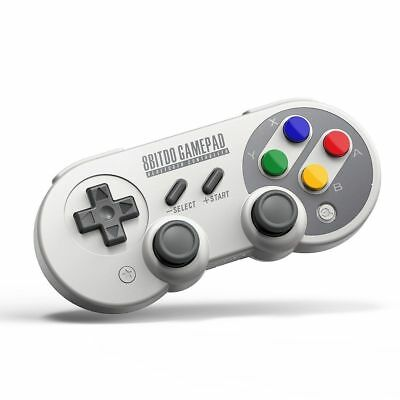 8Bitdo SF30 Pro Controller Gamepad für Windows Mac OS Android Nintendo Switch