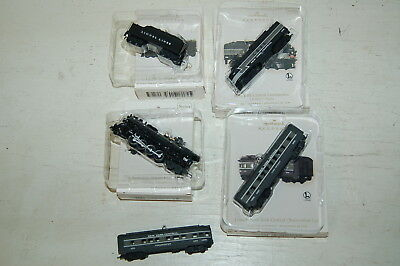Lot of 5 HALLMARK Lionel New York Central Ornaments