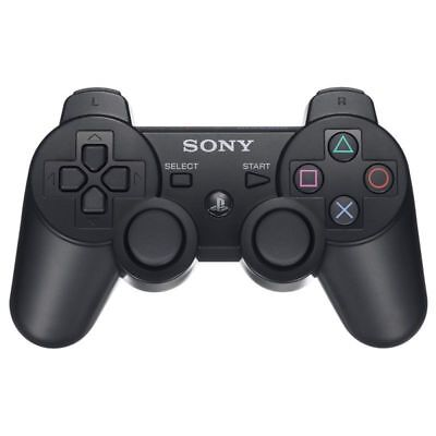 PS3 / Playstation 3 - Original DualShock 3 Wireless Controller #schwarz [Sony]
