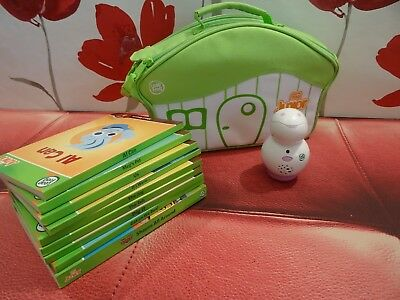 Tag Junior LeapFrog Leapreader in Case with 9 Books