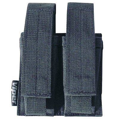 Viper Tactical Double Pistol Unisex Pouch Mag - Black One Size