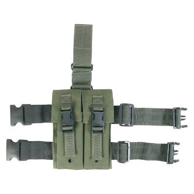 Viper Tactical M16 Drop Leg Unisex Pouch Mag - Olive Green One Size