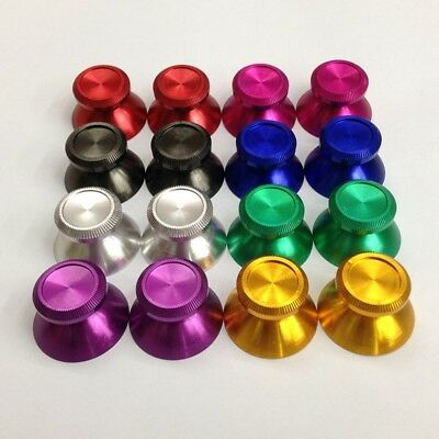 NEW Aluminum Thumb Stick Grip Thumbstick Cap Cover For PS4 XBOX ONE Controller