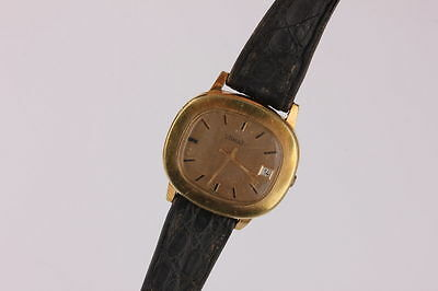 Utimatic Swiss Made Vintage Herrenarmbanduhr, 1960er Jahre